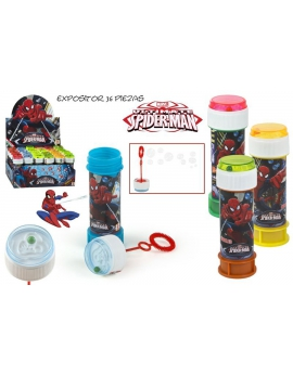 Pompero Spiderman