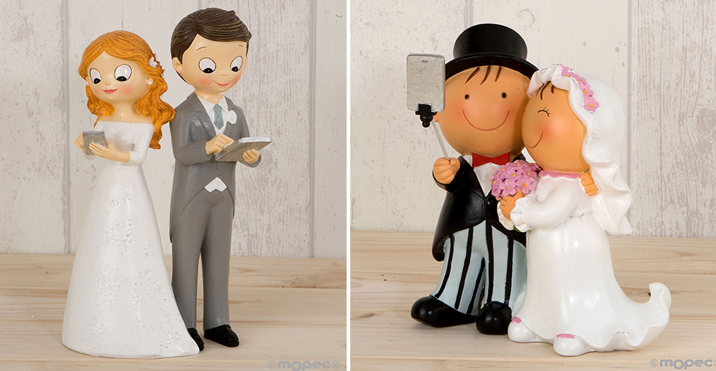 Cake toppers originales
