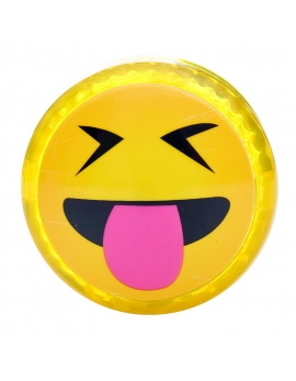 Yoyo con emoticonos