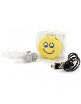 MP3 emoticonos en cajita de regalo