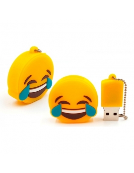 Memoria usb emoticono 4GB