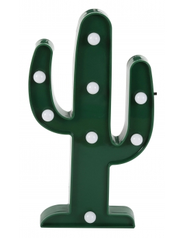 Cactus luces led