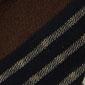 Marrón-marino rayas