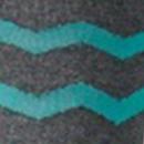 Zigzag turquesa